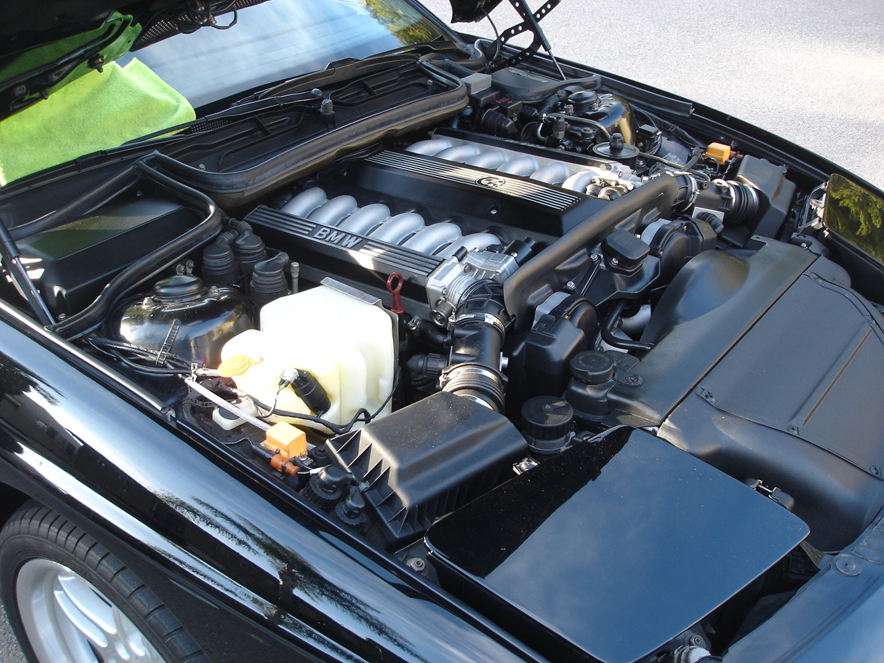 I Really Like The Looks Of Engine Bay Now